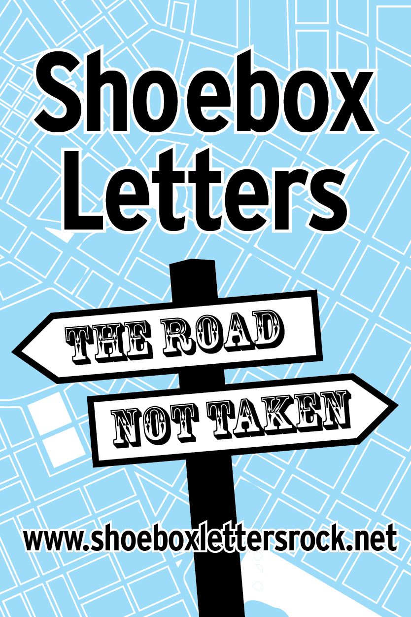 "Shoebox Letter's ""The Road Not Taken"""