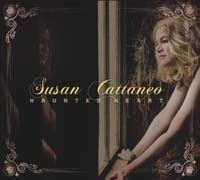 "Susan Cattaneo's  new album ""Haunted Heart"" Click image for more info"